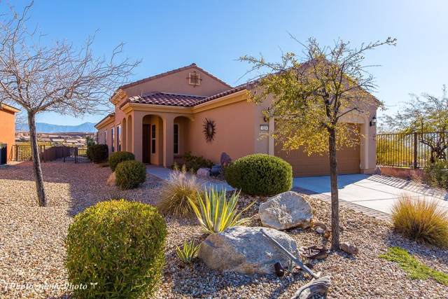 1024 Bunkhouse Ct, Mesquite, NV 89034 (MLS #1120939) :: RE/MAX Ridge Realty