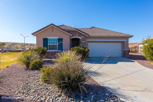1367 Oakmont Ct, Mesquite, NV 89027 (MLS #1120941) :: RE/MAX Ridge Realty