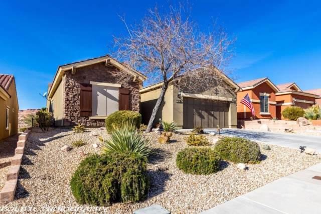 985 Moonlight Terrace Run, Mesquite, NV 89034 (MLS #1120943) :: RE/MAX Ridge Realty