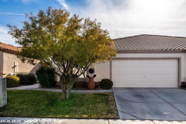 1396 Sea Pines, Mesquite, NV 89027 (MLS #1120948) :: RE/MAX Ridge Realty