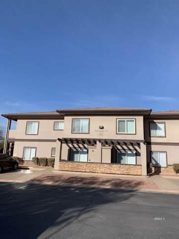 405 Paradise Parkway #170, Mesquite, NV 89027 (MLS #1120955) :: RE/MAX Ridge Realty