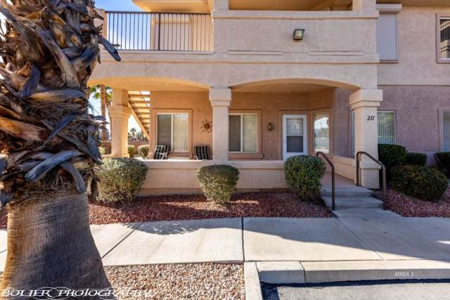 517 W Mesquite Blvd #211, Mesquite, NV 89027 (MLS #1120964) :: RE/MAX Ridge Realty