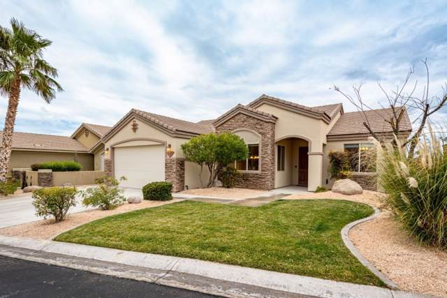 1387 Chaparral Dr, Mesquite, NV 89027 (MLS #1120969) :: RE/MAX Ridge Realty