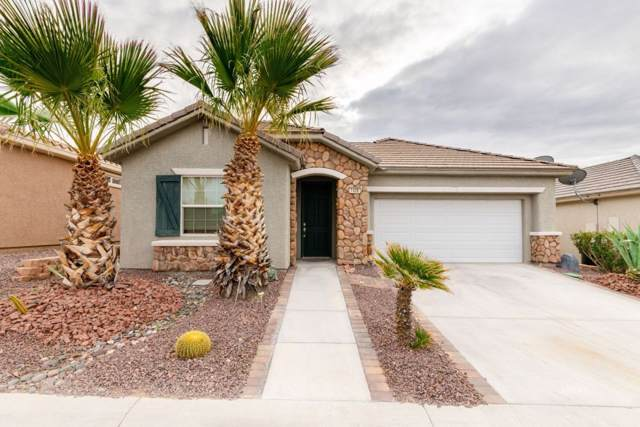 1428 Oakmont Rdg, Mesquite, NV 89027 (MLS #1120970) :: RE/MAX Ridge Realty