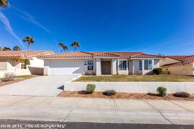 657 Palos Verdes Dr, Mesquite, NV 89027 (MLS #1120977) :: RE/MAX Ridge Realty