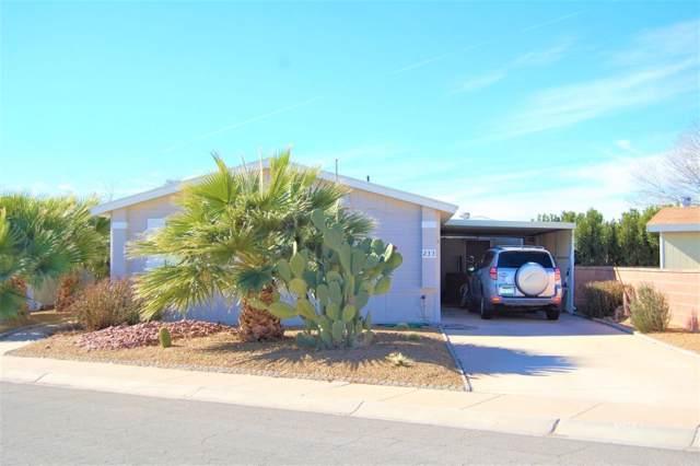 233 Lisa Ln, Mesquite, NV 89027 (MLS #1120993) :: RE/MAX Ridge Realty