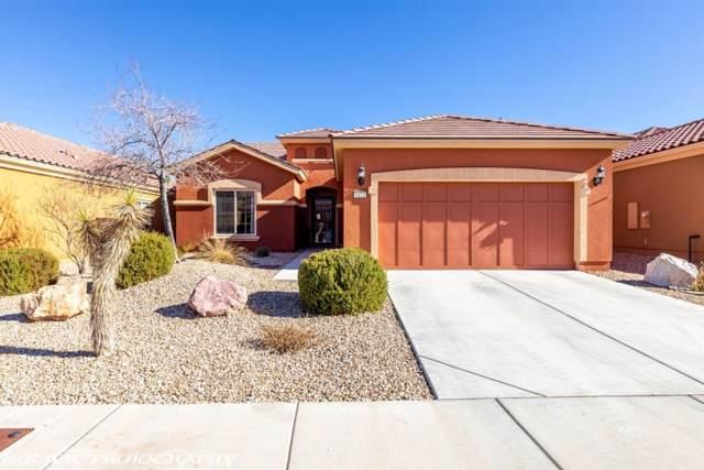 1424 Saddle Horn Ct, Mesquite, NV 89034 (MLS #1120997) :: RE/MAX Ridge Realty