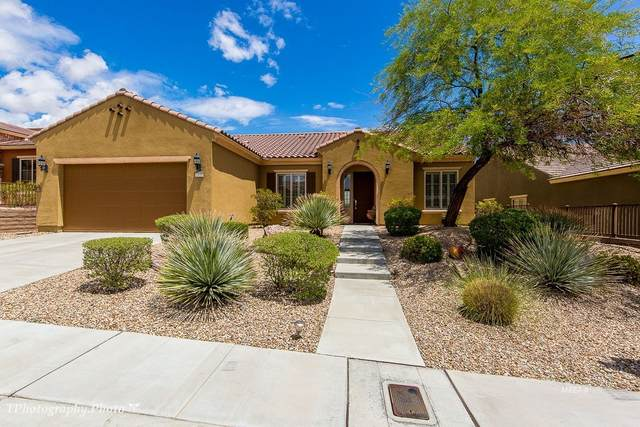 1455 Echo Canyon, Mesquite, NV 89034 (MLS #1121009) :: RE/MAX Ridge Realty