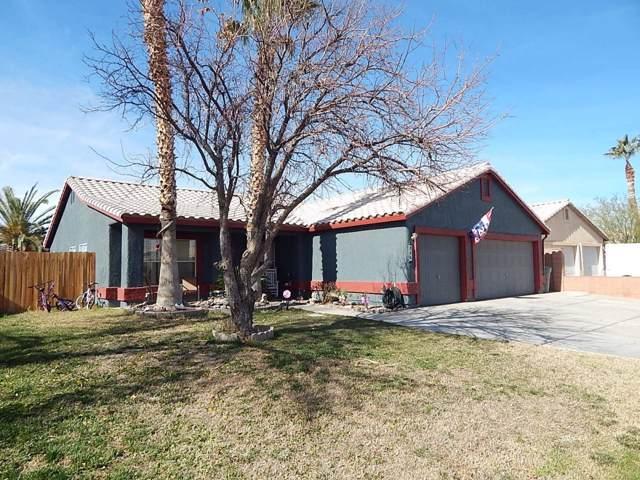 311 Verllonia St, Mesquite, NV 89027 (MLS #1121017) :: RE/MAX Ridge Realty
