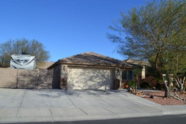 436 Lewis St, Mesquite, NV 89027 (MLS #1121027) :: RE/MAX Ridge Realty