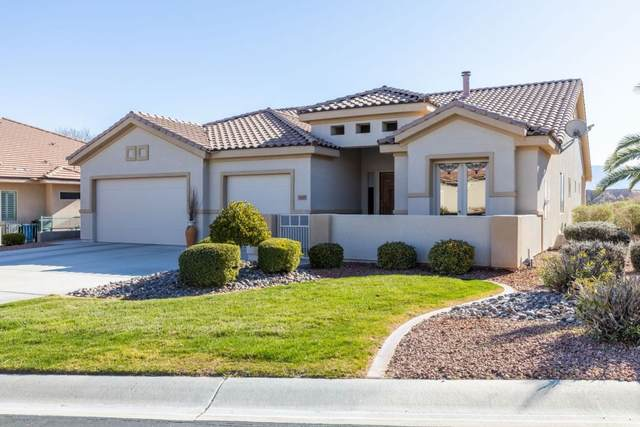 506 Mountainside Ct, Mesquite, NV 89027 (MLS #1121032) :: RE/MAX Ridge Realty