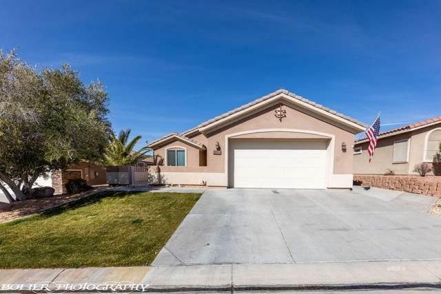 1253 Vista Del Monte, Mesquite, NV 89027 (MLS #1121042) :: RE/MAX Ridge Realty