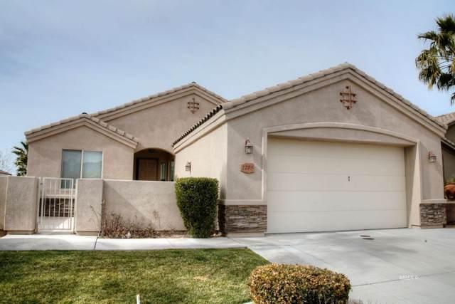 1289 Vista Del Monte Dr, Mesquite, NV 89027 (MLS #1121055) :: RE/MAX Ridge Realty