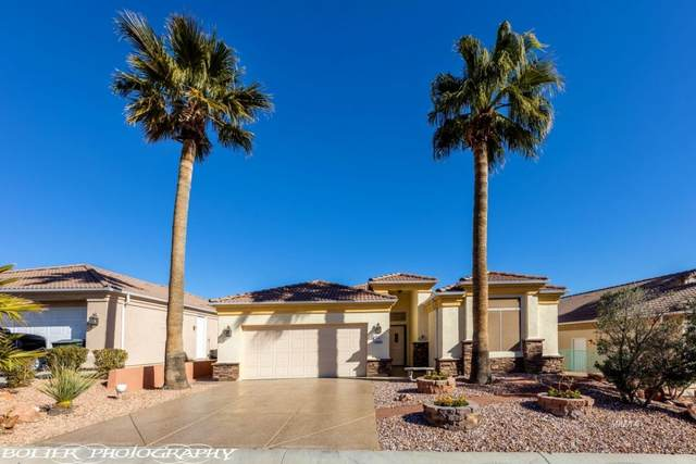 518 Chalet Dr, Mesquite, NV 89027 (MLS #1121059) :: RE/MAX Ridge Realty