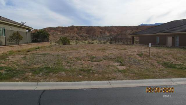 412 Wild Horse, Mesquite, NV 89027 (MLS #1121073) :: RE/MAX Ridge Realty