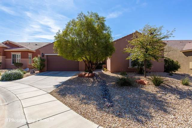 1188 Hitching Post Pt, Mesquite, NV 89034 (MLS #1121096) :: RE/MAX Ridge Realty