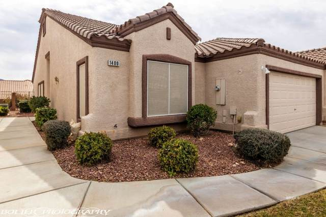 1400 Sea Pines St, Mesquite, NV 89027 (MLS #1121104) :: RE/MAX Ridge Realty