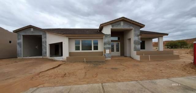 183 Seven Palms Way, Mesquite, NV 89027 (MLS #1121123) :: RE/MAX Ridge Realty
