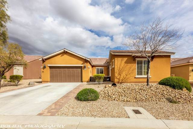 1529 Ice Box Canyon, Mesquite, NV 89034 (MLS #1121135) :: RE/MAX Ridge Realty