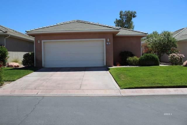 400 Paradise Pkwy #116, Mesquite, NV 89027 (MLS #1121136) :: RE/MAX Ridge Realty