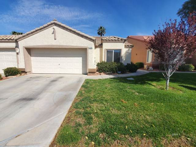 1205 Wigwam St, Mesquite, NV 89027 (MLS #1121139) :: RE/MAX Ridge Realty