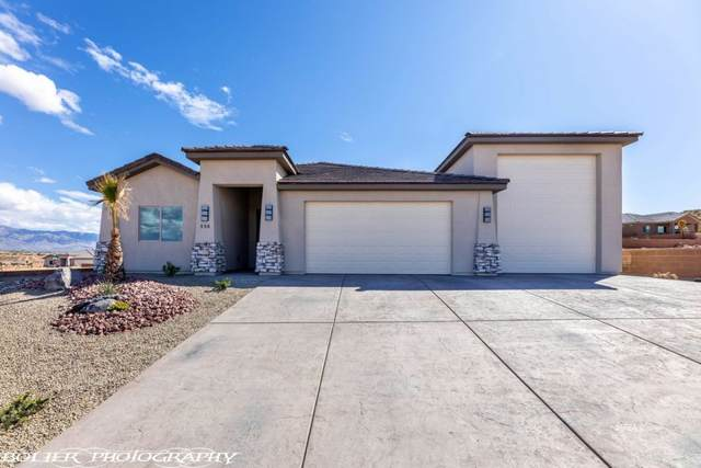 556 Quartz Way, Mesquite, NV 89027 (MLS #1121154) :: RE/MAX Ridge Realty
