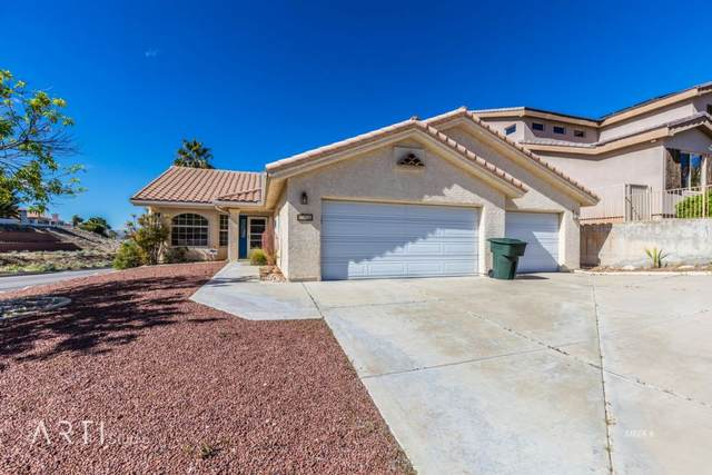 758 Palomino Cir, Mesquite, NV 89027 (MLS #1121160) :: RE/MAX Ridge Realty