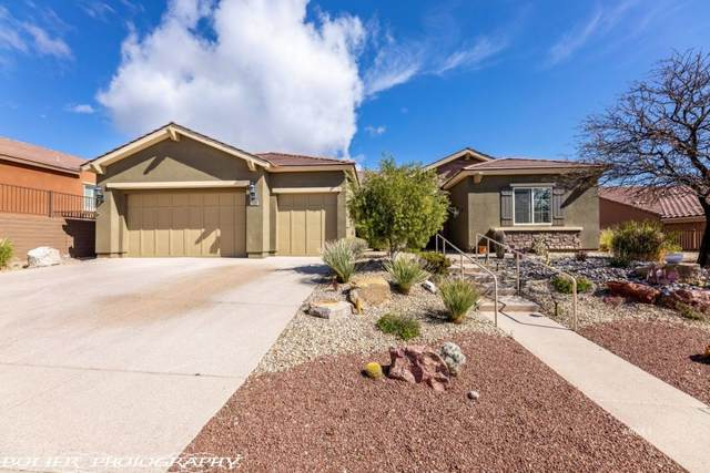 1050 Rim Rock, Mesquite, NV 89034 (MLS #1121161) :: RE/MAX Ridge Realty