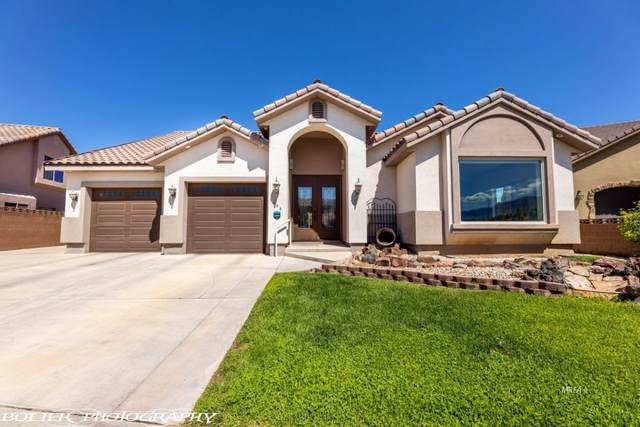 256 Crystal Ct, Mesquite, NV 89027 (MLS #1121166) :: RE/MAX Ridge Realty