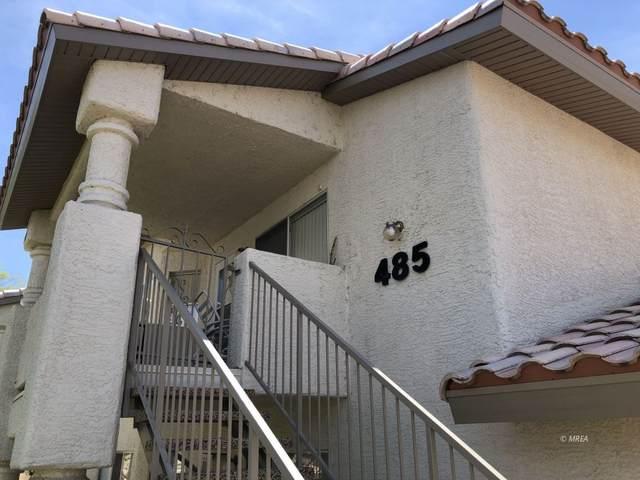 485 Mesa Blvd. 201, Mesquite, NV 89027 (MLS #1121217) :: RE/MAX Ridge Realty