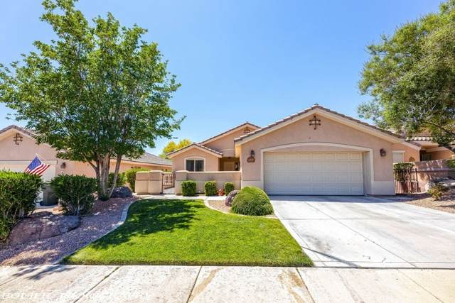 1237 Chaparral Dr, Mesquite, NV 89027 (MLS #1121282) :: RE/MAX Ridge Realty