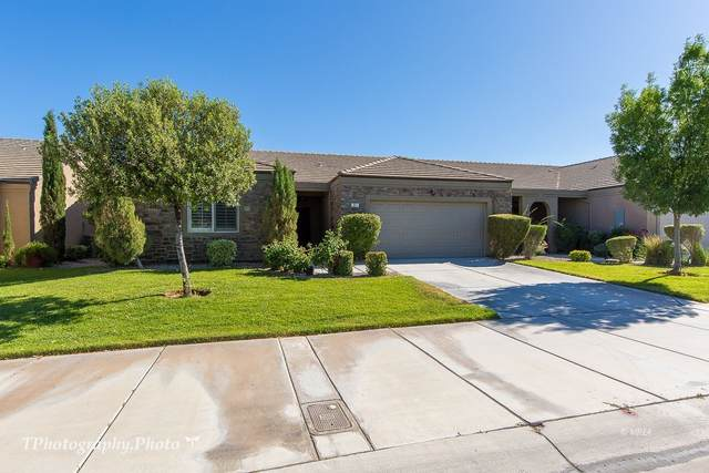 687 Hagens Alley, Mesquite, NV 89027 (MLS #1121291) :: RE/MAX Ridge Realty