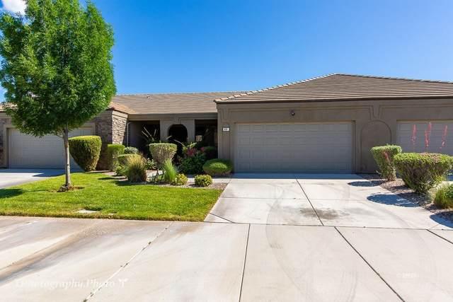 681 Hagens Alley, Mesquite, NV 89027 (MLS #1121292) :: RE/MAX Ridge Realty