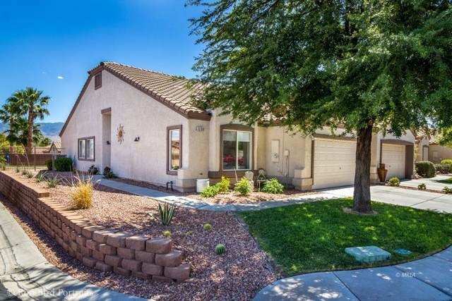1230 Augusta Hills St, Mesquite, NV 89027 (MLS #1121306) :: RE/MAX Ridge Realty