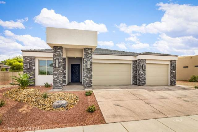 446 Links Dr, Mesquite, NV 89027 (MLS #1121315) :: RE/MAX Ridge Realty