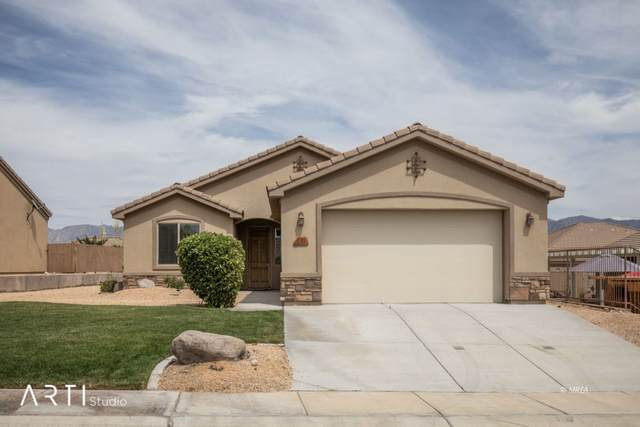 1374 Chaparral Dr, Mesquite, NV 89027 (MLS #1121318) :: RE/MAX Ridge Realty
