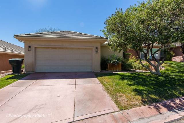 400 Paradise #105, Mesquite, NV 89027 (MLS #1121325) :: RE/MAX Ridge Realty