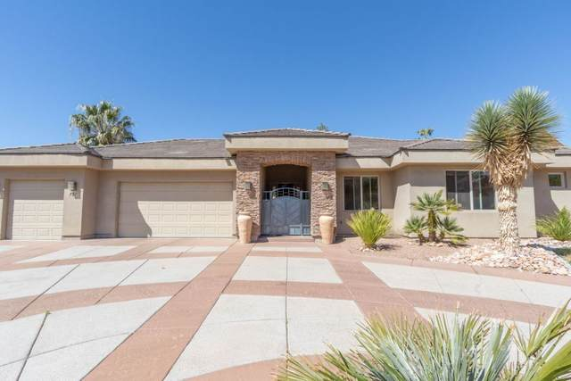 797 Chaparral, Mesquite, NV 89027 (MLS #1121329) :: RE/MAX Ridge Realty