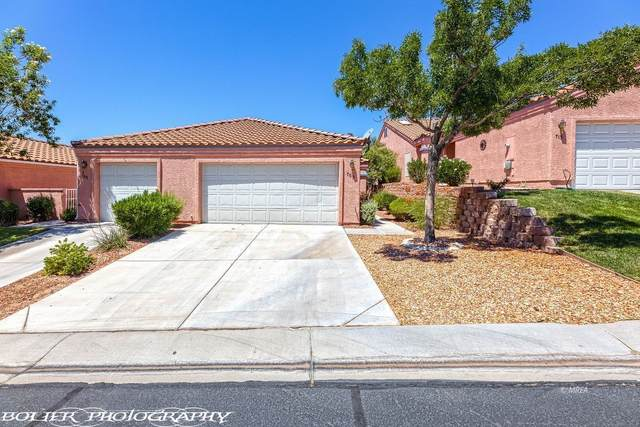 709 Appletree Ln, Mesquite, NV 89027 (MLS #1121402) :: RE/MAX Ridge Realty