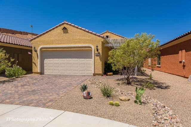 944 Frontier Canyon, Mesquite, NV 89027 (MLS #1121412) :: RE/MAX Ridge Realty