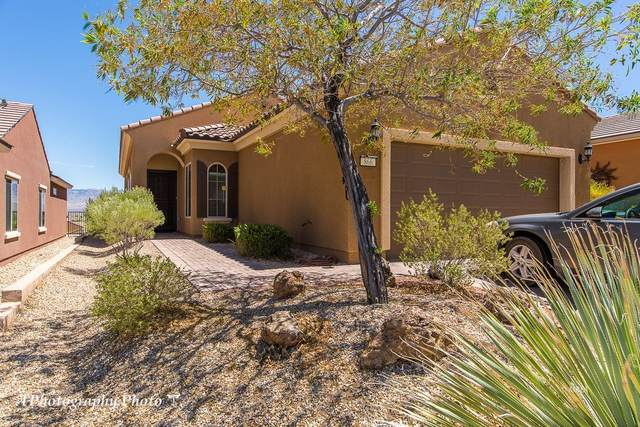 866 Frontier Pass Trail, Mesquite, NV 89034 (MLS #1121437) :: RE/MAX Ridge Realty