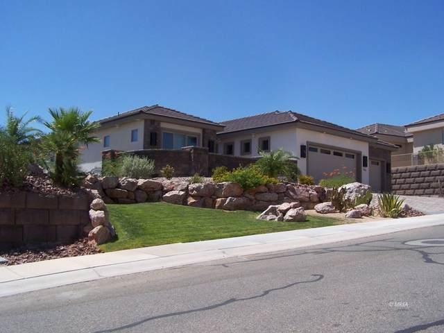 1445 Pomagranite Trail, Mesquite, NV 89027 (MLS #1121456) :: RE/MAX Ridge Realty