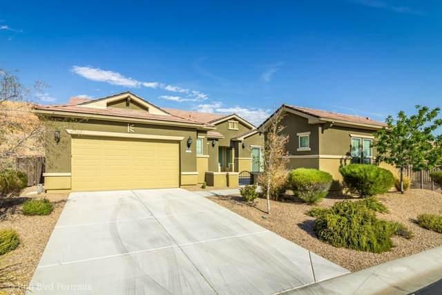 1395 Basin View, Mesquite, NV 89034 (MLS #1121530) :: RE/MAX Ridge Realty