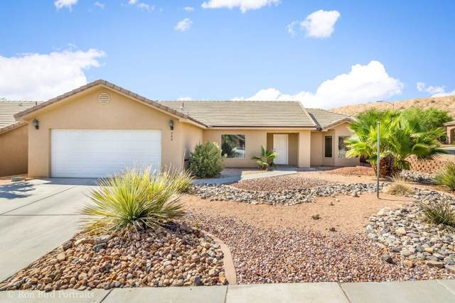 566 Tortuga Way, Mesquite, NV 89027 (MLS #1121566) :: RE/MAX Ridge Realty
