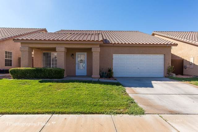 888 Tucson St, Mesquite, NV 89027 (MLS #1121589) :: RE/MAX Ridge Realty