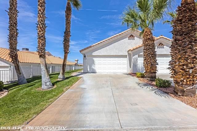 717 Mesa Springs Dr, Mesquite, NV 89027 (MLS #1121597) :: RE/MAX Ridge Realty
