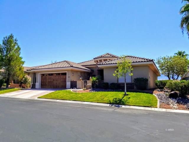 570 Paseo Verde, Mesquite, NV 89027 (MLS #1121601) :: RE/MAX Ridge Realty