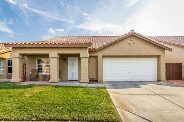868 Joshua Dr, Mesquite, NV 89027 (MLS #1121614) :: RE/MAX Ridge Realty