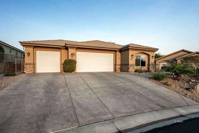 420 Long Iron Ln, Mesquite, NV 89027 (MLS #1121619) :: RE/MAX Ridge Realty