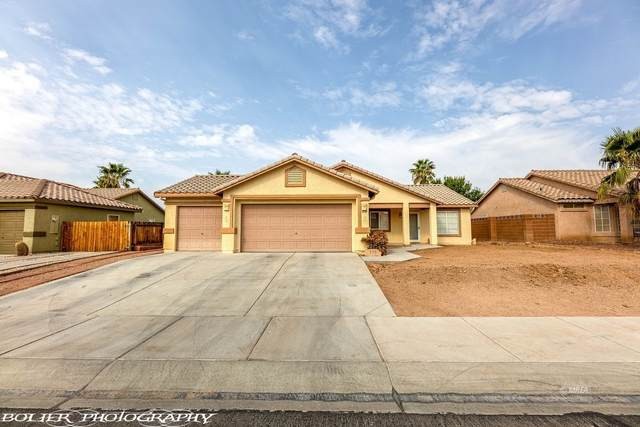219 Wildfang Way, Mesquite, NV 89027 (MLS #1121623) :: RE/MAX Ridge Realty